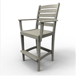 Malibu Maywood Bar Chair
