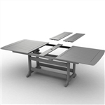 Malibu Napa Extention Table (43 x 76/100)