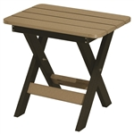 Berlin Gardens Folding End Table