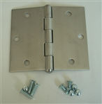 HINGE 1-PACK, Stainless Steel Hinge for AJ Steel Frame Doors