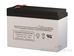 IBT Technologies BT10-12 Battery 12V 10.5AH