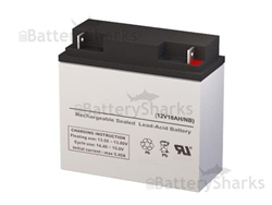 Sunnyway SW12180 Battery 12V 18AH