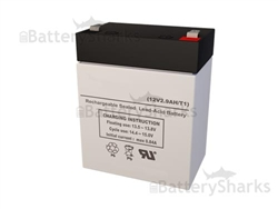 Leoch Battery LP12-2.9