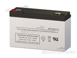Gruber Power GPS12-6 Battery 6V 12AH
