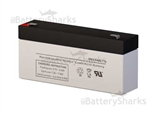 B&B Battery BP3-6-F1