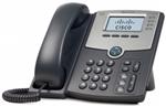 Cisco SPA504G 4-Line IP Phone (Refurbished)