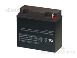 Universal Power UB12220 battery