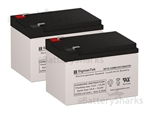 Merits S534 Pioneer 5 Wheelchair Batteries