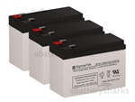 Emerson AU-750-60 UPS Battery Set