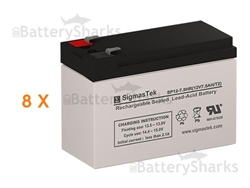 MGE Pulsar EX 30 UPS Battery Set