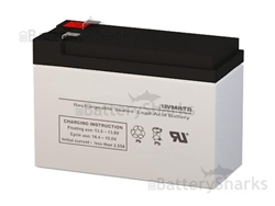 FirstPower FP1290-F2 Battery 12V 9AH
