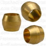 Brass Fitting Sleeve 3/16