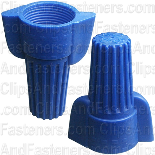 Wire Nut Connectors 14 - 6 Gauge Blue