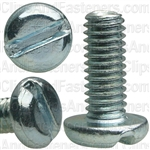 Din 85 - 4mm X 10mm Machine Screws