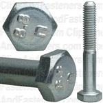 6-1.0 X 40mm Din 931 Cap Screwcl8.8 - Zinc