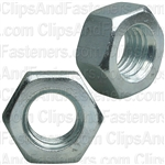 12mm-1.75 DIN 934 Metric Hex Nuts - Zinc