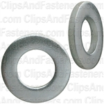 6mm Zinc Din 125 Metric Flat Washer - Zinc