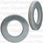 7mm Zinc Din 125 Metric Flat Washer - Zinc