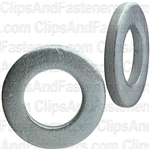12mm Zinc Din 125 Metric Flat Washer - Zinc