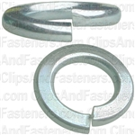 5mm DIN 127 Metric Lock Washers - Zinc