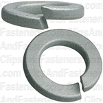 7mm DIN 127 Metric Lock Washers - Zinc