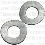 4mm DIN 137B Metric Spring Washers - Zinc