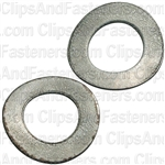 6mm DIN 137B Metric Spring Washers - Zinc