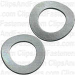 10mm DIN 137B Metric Spring Washers - Zinc