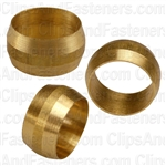 Brass Fitting Sleeve 1/2