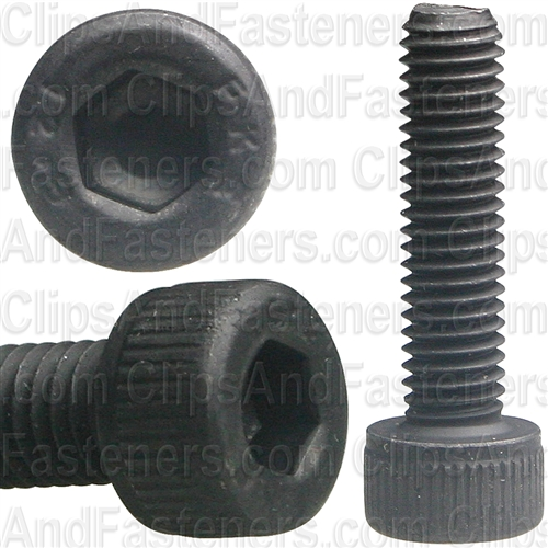 5-.8 X 25mm Hex Socket Cap Scw Din 912 Cl12.9