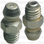 Grease Fitting6mm-1.0 Str Din 71412 (8601)