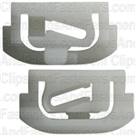 Windshield Clip Nylon - GM Amc