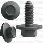 "5/16""-18 X 1"" Hex Head Sems Bolts"