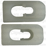 Nylon Belt Moulding Clip -GM