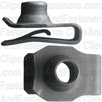 Extruded U Nut M10-1.5 Screw Size - GM