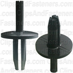 Push-Type Retainer - GM Chrysler