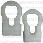 Belt Moulding Clip - GM