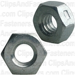 1/4-20 Reversible Lock Nut - Zinc