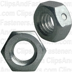 5/16-18 Reversible Lock Nut - Zinc