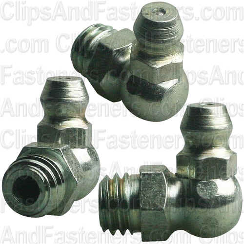 Grease Fitting 8mm-1.25 90Deg Din 71412 (7590)