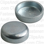 Expansion Plug 18mm Cup Type - Zinc
