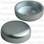 Expansion Plug 25mm Cup Type - Zinc