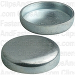 Expansion Plug 38mm Cup Type - Zinc