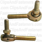 Male Rod End W/Stud Ball Joint 5/16-24 Right