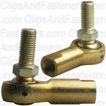 Female Rod End W/Stud Ball Joint 5/16-24 Right
