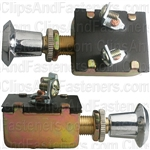 Push-Pull Switch Heavy Duty 2 Position