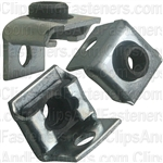 Headlight Adjusting Nut Mount 1/4-28 Thread