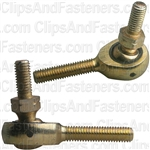 Rod End Ball Joint Male W/Stud 10-32 (R)