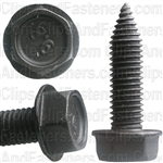 8-1.25 X 30mm Hex Washer Head - Phos