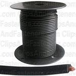 18 Gauge PVC Primary Wire Black 100'
